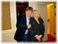 Композитор Карина Красуцкая и Феликс Царикати, написать музыку, сочинить песню, сочинить музыку.